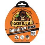 Gorilla Tape   32m x 48mm fekete  (6db/karton)