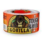Tough & Wide  27m x 73mm fekete (6db/karton)