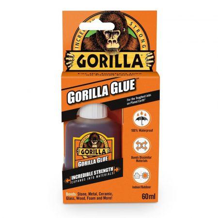 Gorilla Glue Original PU Ragasztó 60ml D4