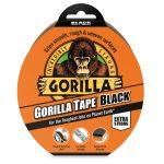 Gorilla Tape Black 32m x 48mm Fekete Extra Erős Ragasztószalag