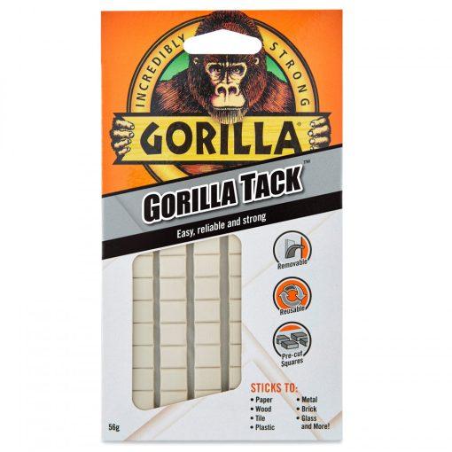 Gorilla Tack Gyurmaragasztó Kockák Újrahasználható 84db/csomag