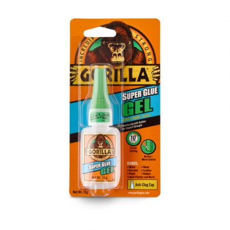 Super Glue GÉL Pillanatragasztó 15gramm