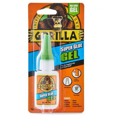Gorilla Super Glue GÉL Pillanatragasztó 15gramm