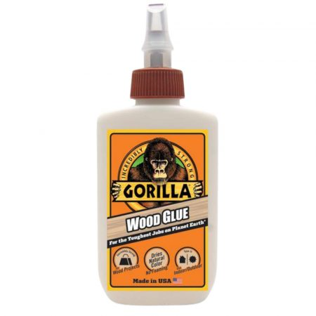 Gorilla Wood Glue Faragasztó  118ml D3