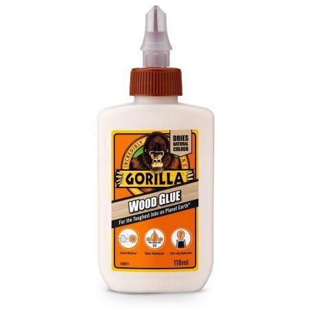 Gorilla Wood Glue Faragasztó  118ml D3