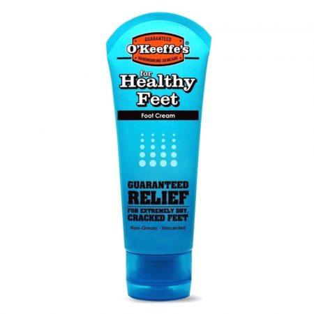 O'Keeffe's for Healthy Feet Tube lábápoló krém 85g (5db/karton)