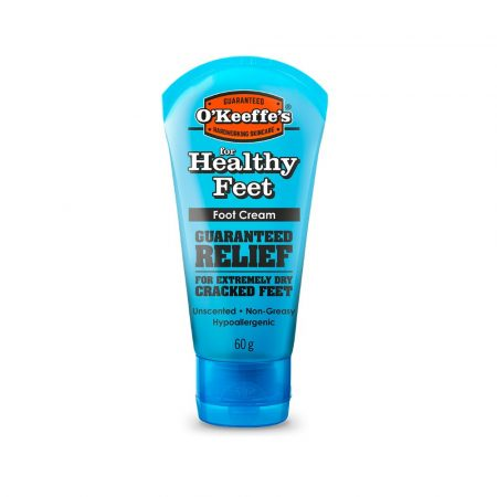 O'Keeffe's for Healthy Feet Tube lábápoló krém 60g (5db/karton)