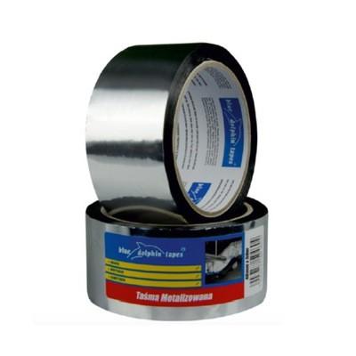 Blue Dolphin Aluminium szalag, 18my vastag (szilikon önhordozón) 50mmX10m 72db/karton