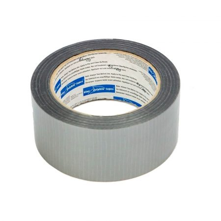 Blue Dolphin Duct Tape ragasztószalag Szürke 48mm x 10m 72db/karton