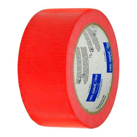 Blue Dolphin Duct Tape ragasztószalag piros 48mm*50m    24db/karton