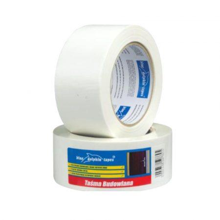 Blue Dolphin Duct Tape ragasztószalag Fehér 48mm x 50m 24db/karton