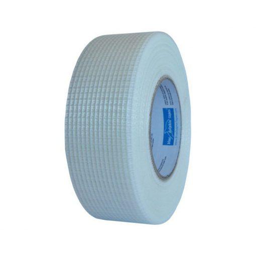 Blue Dolphin rácsos szalag gipszkartonhoz, öntapadós 48mm*45m    36db/karton 10-1-03