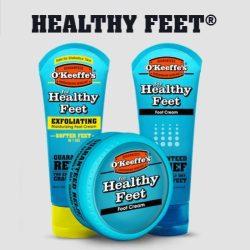 O'Keeffe's lábápolók
