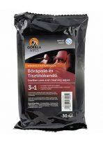 Gorilla Wipes bőrápoló és tisztítókendő 30db/csomag (12csomag/karton) EAN:5996275232954